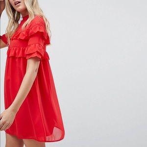 ASOS (tall) shift dress